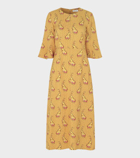 Kirsten Viscose Dress Paisley