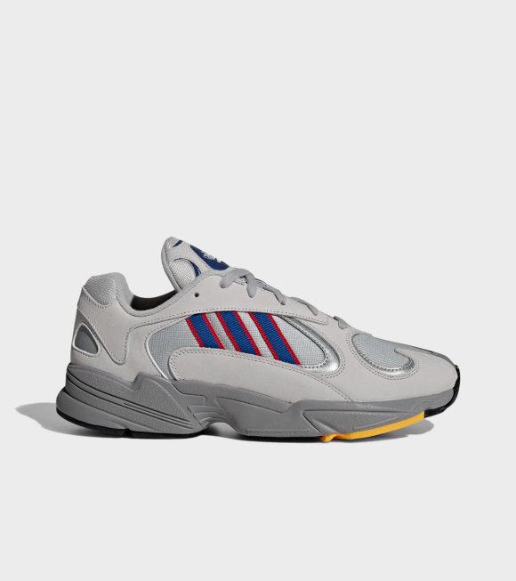Adidas  - Yung-1 Grey/Blue