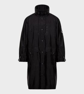 Gerg Giubbotto Jacket Black