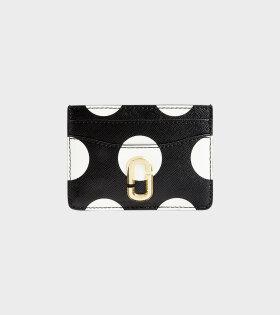 Card Case Black Multi