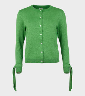 Lorna Merino Wool Knit Green