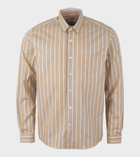 Chemise Classique Shirt Beige