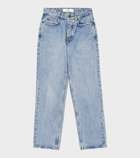 Pearl Jeans Distressed Blue