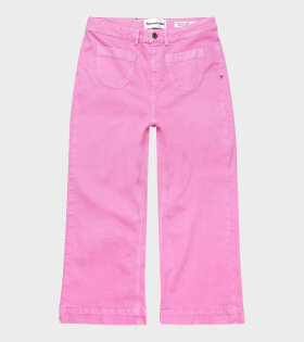 McCartney Flare Jeans Colour Blush