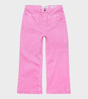 McCartney Flare Jeans Colour Blush