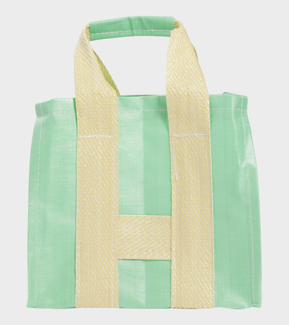 Comme des Garcons Shirt - Tote Bag Green/Yellow