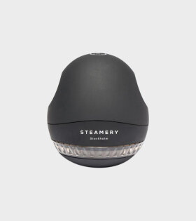 The Steamery Pilo Fabric Shaver Black - dr. Adams
