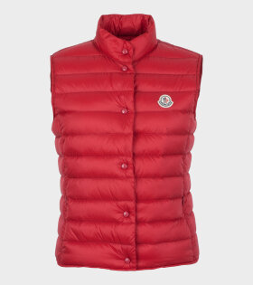 Laine Gilet Red