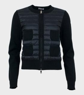 Maglione Tricot Alla Coreanna Black