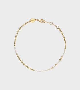 Asym Pearl Bracelet Anni Lu