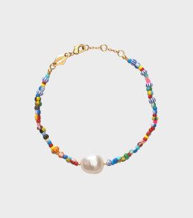 Anni Lu - Alaia Baroque Pearl Bracelet