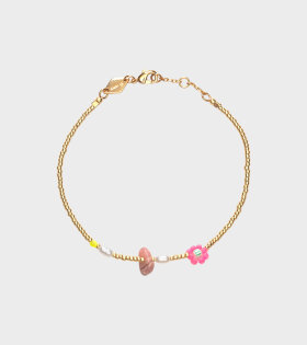 Anni Lu - Hanalei Bracelet Bubblegum