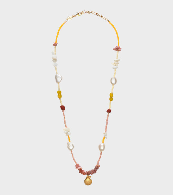 Anni Lu - Bounty Necklace Sunburst