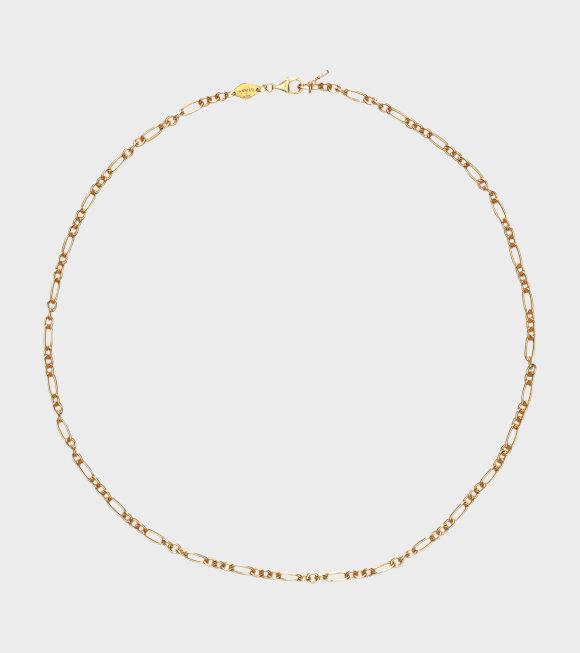 Anni Lu - Lynx Necklace Gold