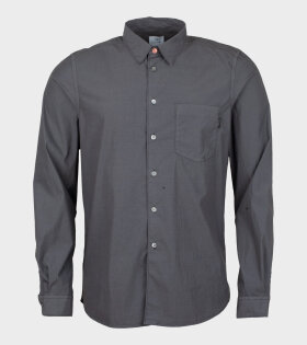 Paul Smith - Mens Shirt Tailored Basic Grey