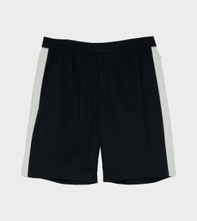AMI - Short De Jogging Black/White
