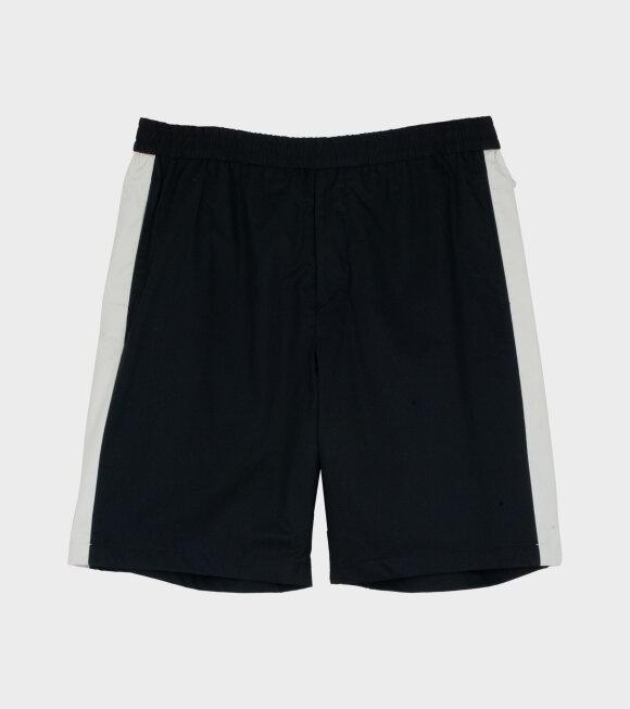 AMI - Short De Jogging Black/White