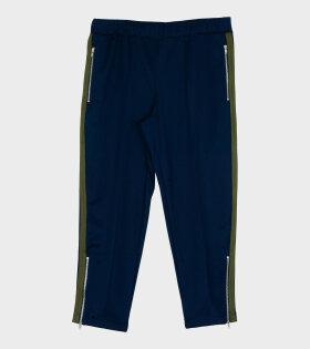 Comme des Garcons Shirt - Track Pants Blue