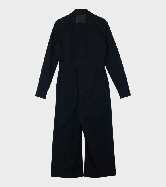 Proenza Schouler - Utility Jumpsuit Black