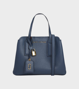 The Editor Crossbody Bag Blue Sea