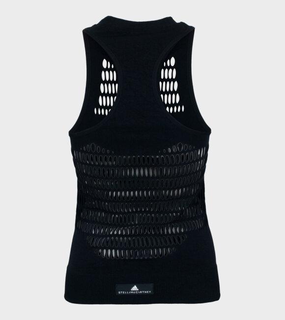Adidas By Stella McCartney - Warpknit Tank Black