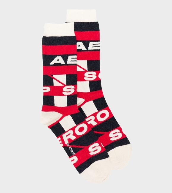 Henrik Vibskov - Sonic Soap Socks French