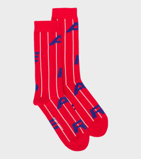 Aero Socks Red Air Red
