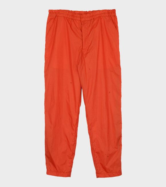 Comme des Garcons Shirt - Track Pants Orange