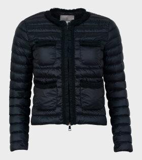 Wellington Jacket Black