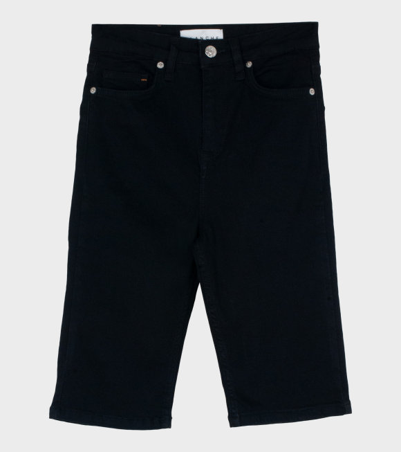 Blanche - Jade HW Short Jeans Black