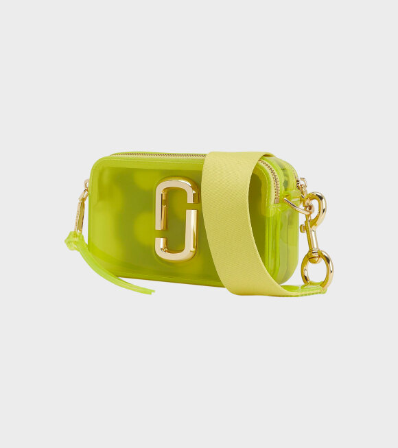Marc Jacobs - Jelly Snapshot Small Camera Bag Yellow