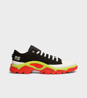 Adidas by Raf Simons - RS Detroit Runner Black/Multi