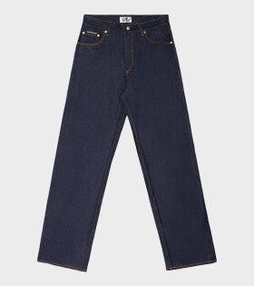 Benz Raw Jeans Indigo