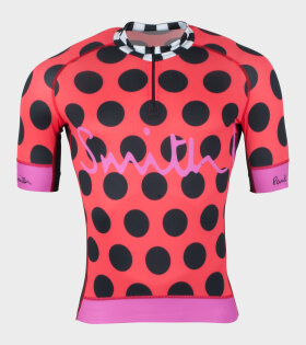 Gents Cycling Jersey Red