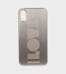 Love Met C iPhone X Gold