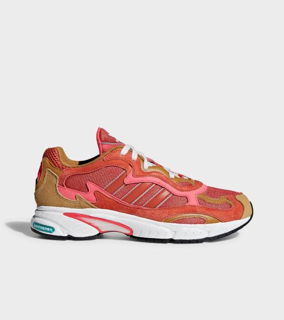 Adidas  - Temper Run Orange