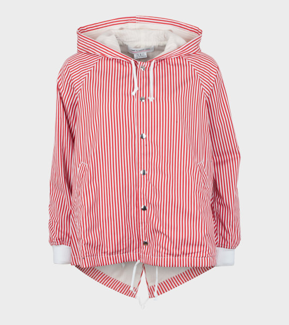 Comme des Garcons Girl - Ladies Jacket Red/White