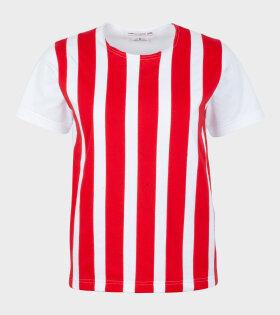 Circus T-shirt Red/White