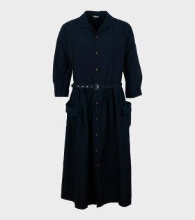 Ladies Dress Dark Navy