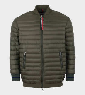 Moncler Charoite Jacket Green - dr. Adams