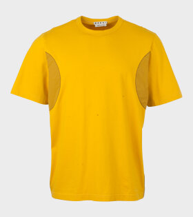 Marni - Basic Strap T-shirt Yellow