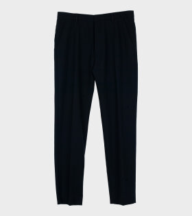 AMI - Pantalon Droit Trousers Black