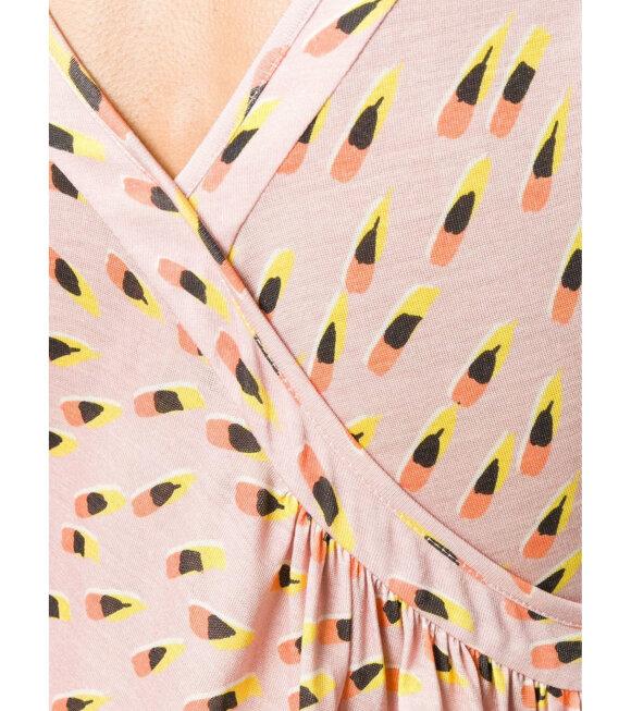 Henrik Vibskov - Windy Jersey Dress Pink