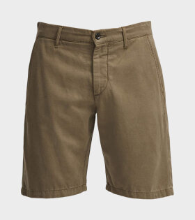 Crown Shorts Dark Beige