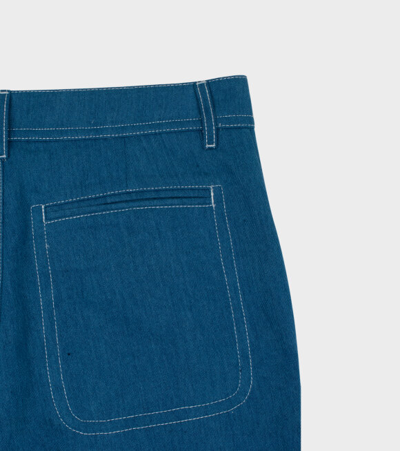 A.P.C - Jean Seaside Pants Blue