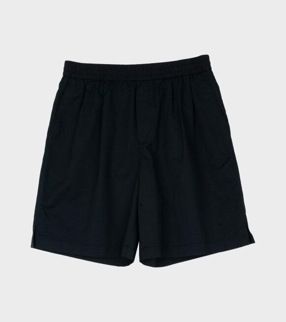 Filippa K - Jodie Shorts Black