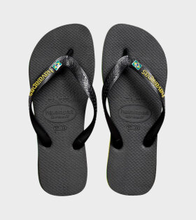 Havaianas - Brazil Layers Black