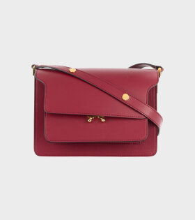 Mini Trunk Bag Red