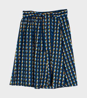 Jupe Gaia Skirt Navy Multi