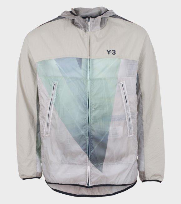 Y-3 - U AOP PKBL JKT Jacket Beige